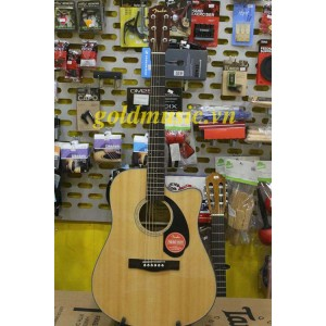 Đàn guitar Fender CD-60SCE NAT - 0961704021